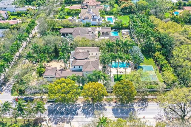 8800 SW 63rd Ct, Pinecrest, FL 33156 (MLS #A11113146) :: Berkshire Hathaway HomeServices EWM Realty