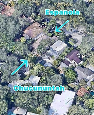 1750 Espanola Dr, Coconut Grove, FL 33133 (MLS #A11113197) :: Search Broward Real Estate Team