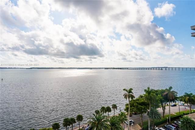 1408 Brickell Bay Dr #1008, Miami, FL 33131 (MLS #A11113233) :: Green Realty Properties