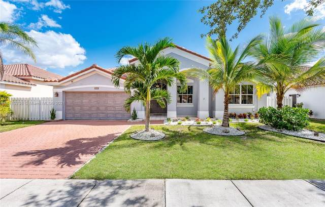 3645 SW 162nd Ave, Miramar, FL 33027 (MLS #A11113238) :: Green Realty Properties