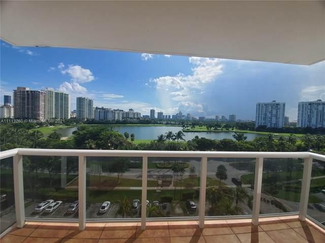 3675 N Country Club Dr #908, Aventura, FL 33180 (MLS #A11113260) :: Green Realty Properties
