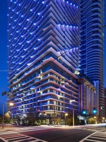 1300 S Miami Ave #3107, Miami, FL 33130 (MLS #A11113265) :: Green Realty Properties