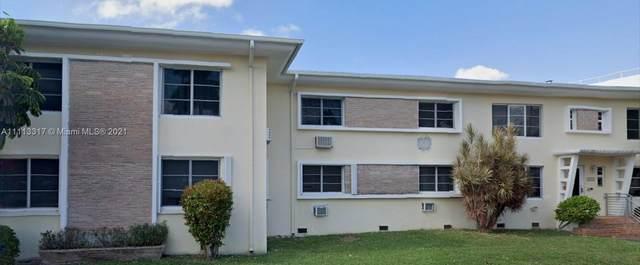 801 W 40th St #8, Miami Beach, FL 33140 (MLS #A11113317) :: GK Realty Group LLC