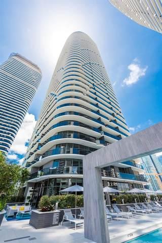 45 SW 9th St #2005, Miami, FL 33130 (MLS #A11113326) :: Berkshire Hathaway HomeServices EWM Realty