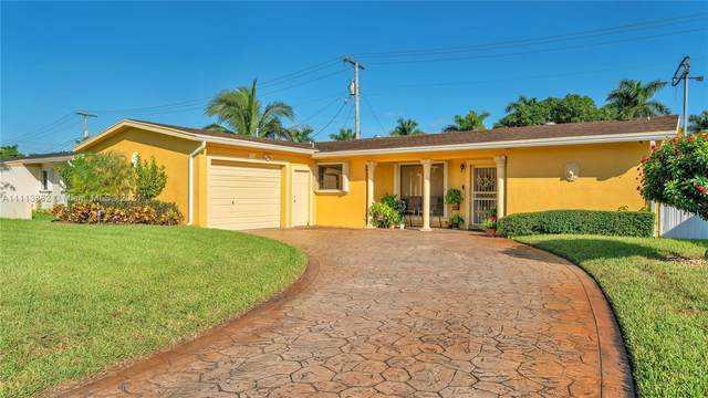 1321 NW 174th St, Miami Gardens, FL 33169 (MLS #A11113362) :: Rivas Vargas Group