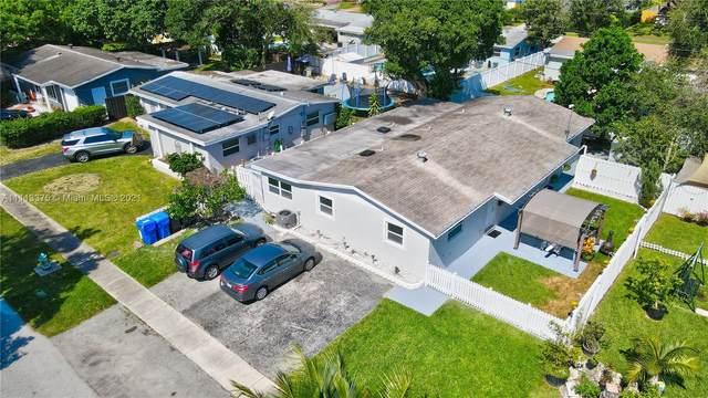 6341 Moseley St, Hollywood, FL 33024 (MLS #A11113375) :: Rivas Vargas Group
