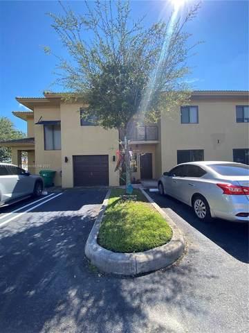 11115 W Okeechobee Rd #103, Hialeah Gardens, FL 33018 (MLS #A11113381) :: Green Realty Properties