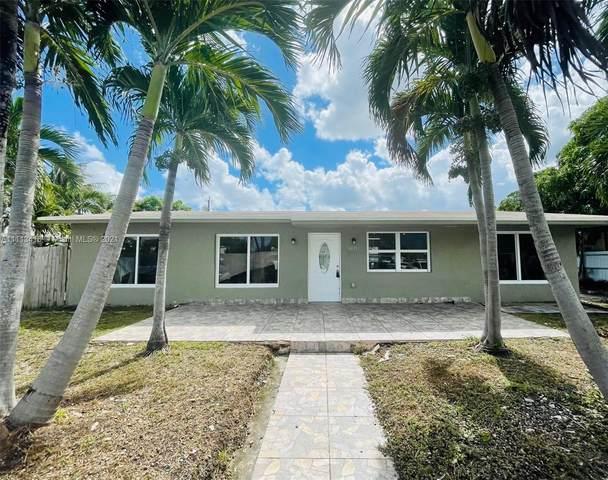 4932 NW 179th Ter, Miami Gardens, FL 33055 (MLS #A11113416) :: Re/Max PowerPro Realty