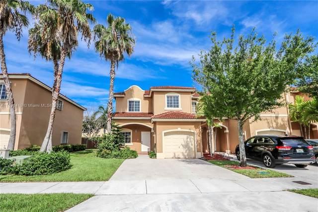 846 SW 148th Pl #846, Miami, FL 33194 (MLS #A11113419) :: Castelli Real Estate Services