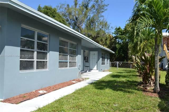 112 SW 19th Ave 1-2, Fort Lauderdale, FL 33312 (MLS #A11113430) :: Albert Garcia Team