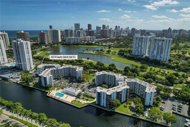 3475 N Country Club Dr #512, Aventura, FL 33180 (MLS #A11113456) :: Green Realty Properties