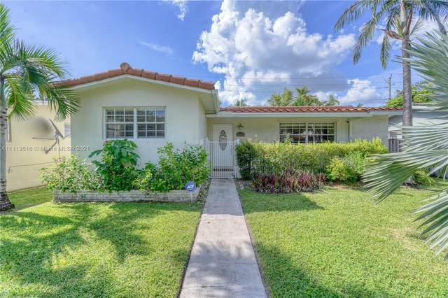 1008 Johnson St, Hollywood, FL 33019 (MLS #A11113516) :: Green Realty Properties