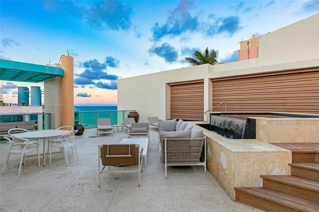 1455 Ocean Dr Ph-08, Miami Beach, FL 33139 (MLS #A11113525) :: Berkshire Hathaway HomeServices EWM Realty