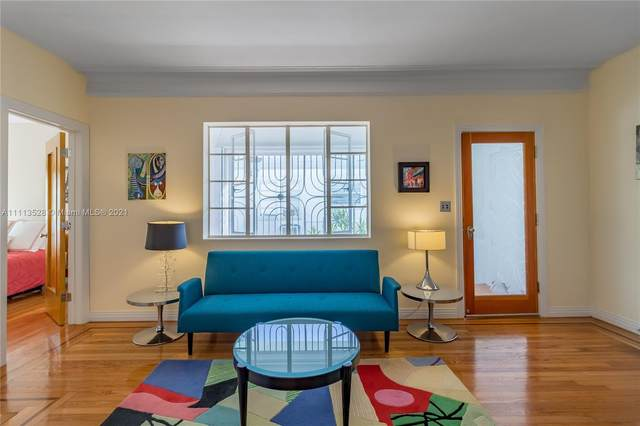 1610 Pennsylvania Ave #3, Miami Beach, FL 33139 (MLS #A11113528) :: Berkshire Hathaway HomeServices EWM Realty