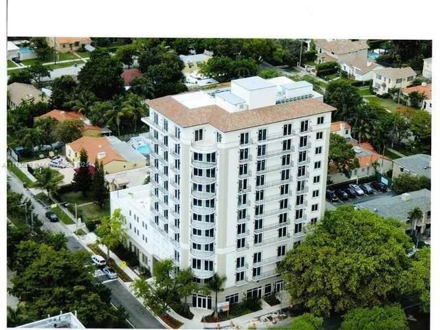 2701 Sw 3rd Avenue #705, Miami, FL 33129 (MLS #A11113529) :: The Riley Smith Group