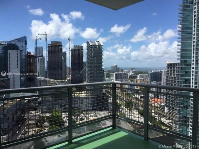 350 S Miami Ave #3408, Miami, FL 33130 (MLS #A11113535) :: Jose Laya