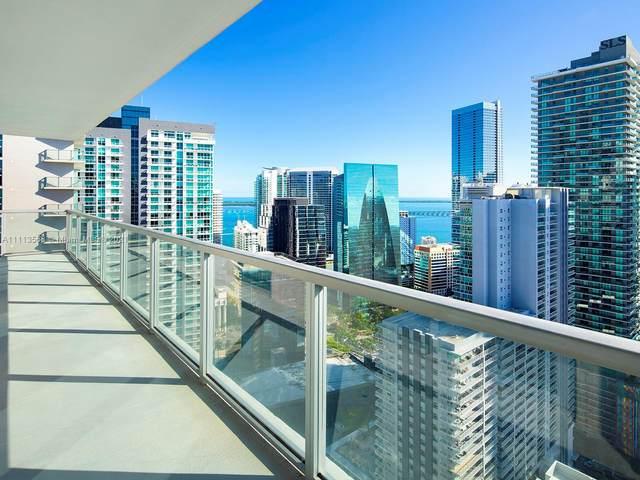 1111 SW 1st Ave Uph4019-, Miami, FL 33130 (MLS #A11113568) :: Albert Garcia Team