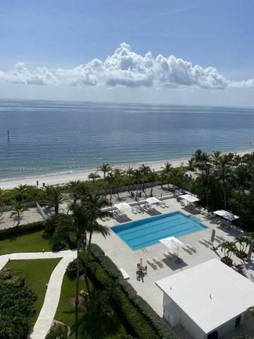 613 Ocean Dr 10D, Key Biscayne, FL 33149 (MLS #A11113599) :: Search Broward Real Estate Team