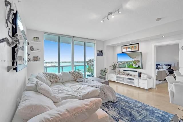 7900 Harbor Island Dr #820, North Bay Village, FL 33141 (MLS #A11113618) :: Berkshire Hathaway HomeServices EWM Realty