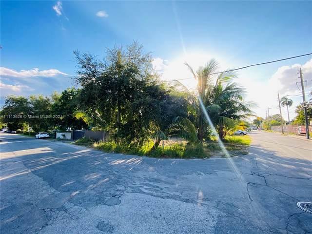 150 NE 83rd St, Miami, FL 33138 (MLS #A11113626) :: GK Realty Group LLC