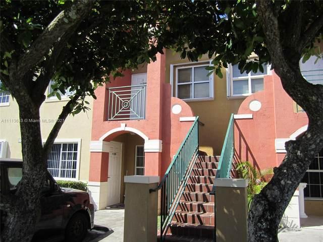 15510 SW 133 Pl #2510, Miami, FL 33177 (MLS #A11113633) :: Castelli Real Estate Services