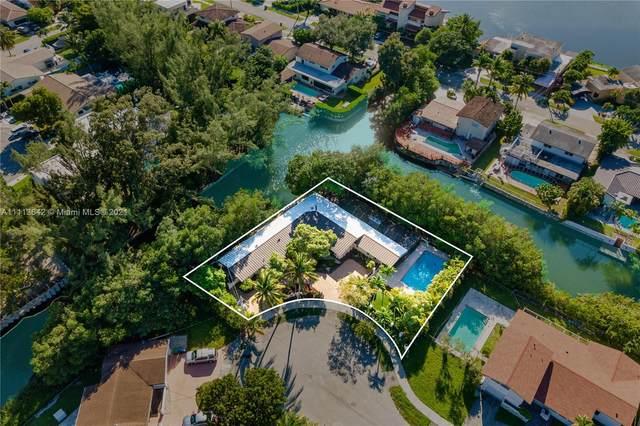 19860 NE 24th Ct, Miami, FL 33180 (MLS #A11113642) :: Green Realty Properties
