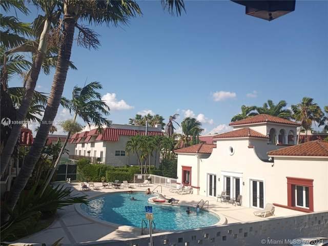 6711 N Kendall Dr #512, Pinecrest, FL 33156 (MLS #A11113648) :: Berkshire Hathaway HomeServices EWM Realty