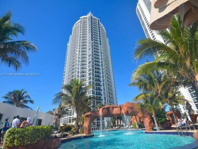 18001 Collins Ave #2812, Sunny Isles Beach, FL 33160 (MLS #A11113682) :: The Teri Arbogast Team at Keller Williams Partners SW
