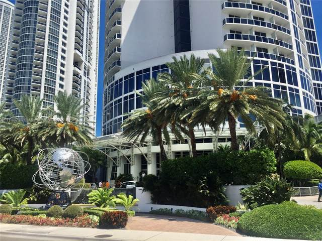 18001 Collins Ave #1203, Sunny Isles Beach, FL 33160 (MLS #A11113714) :: The Pearl Realty Group