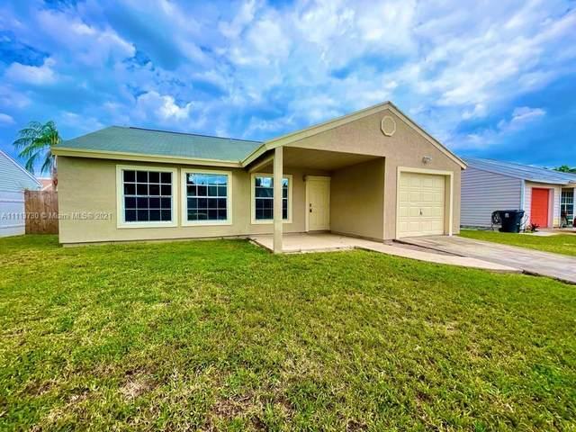 7743 Elwood Drive, Lake Worth, FL 33467 (MLS #A11113730) :: Prestige Realty Group