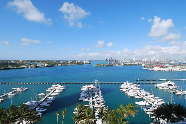 90 Alton Rd #804, Miami Beach, FL 33139 (MLS #A11113798) :: Patty Accorto Team