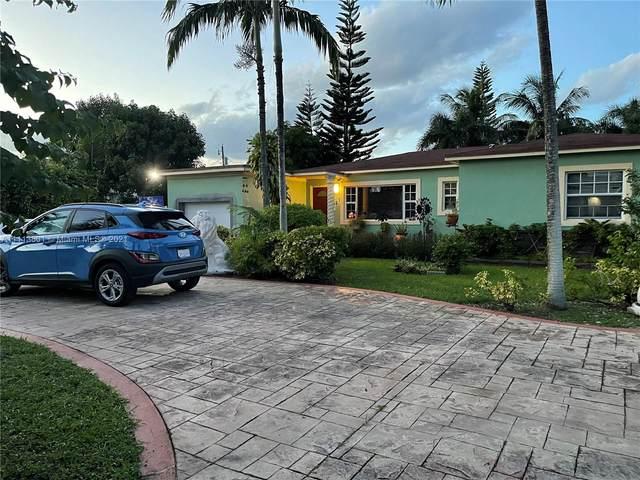 261 NW 144th St, Miami, FL 33168 (MLS #A11113801) :: Douglas Elliman