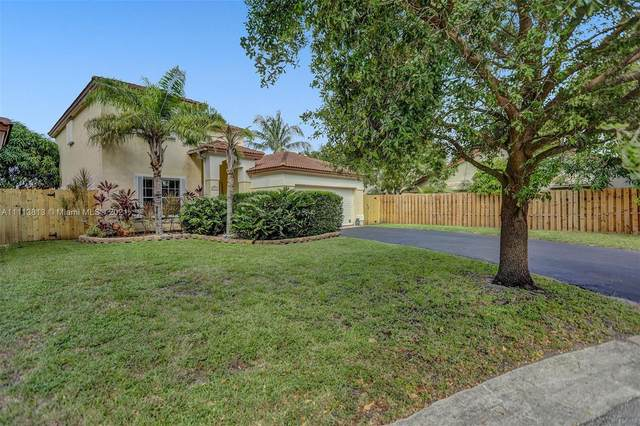 5551 NW 50th Way, Coconut Creek, FL 33073 (MLS #A11113813) :: The Pearl Realty Group