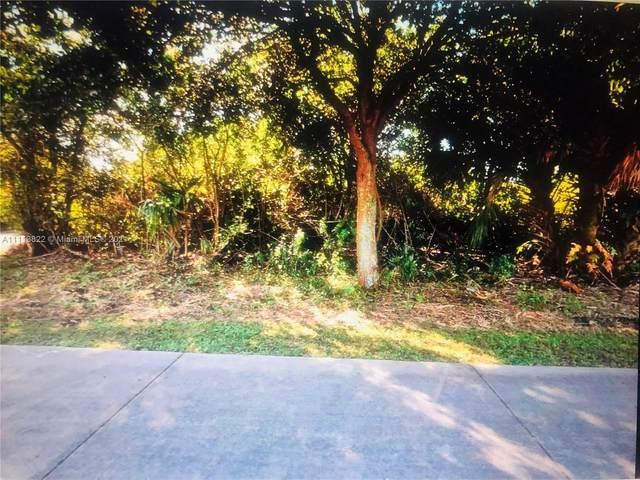 360 SW Becker Rd, Port Saint Lucie, FL 34953 (#A11113822) :: Dalton Wade