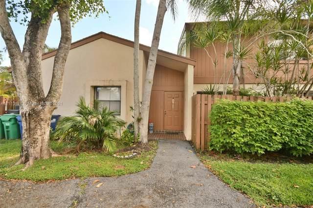 10621 SW 113th Pl 91A, Miami, FL 33176 (MLS #A11113838) :: Prestige Realty Group