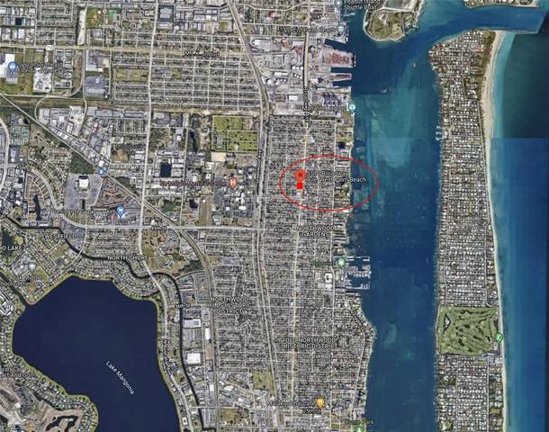 5111 Broadway, West Palm Beach, FL 33407 (MLS #A11113845) :: Podium Realty Group Inc