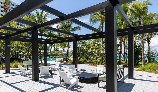 1504 Bay Rd N-1230, Miami Beach, FL 33139 (MLS #A11113858) :: The Pearl Realty Group