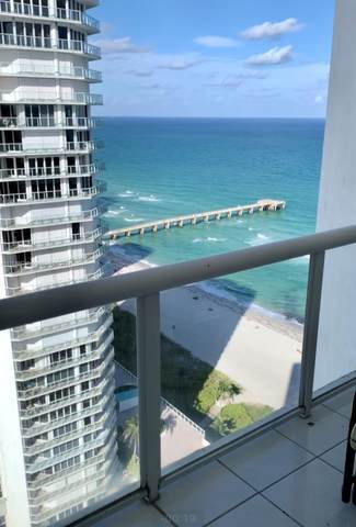 16425 Collins Ave #2514, Sunny Isles Beach, FL 33160 (MLS #A11113867) :: Green Realty Properties