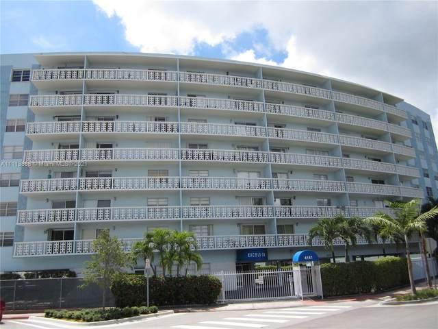 4141 Nautilus Dr 7F, Miami Beach, FL 33140 (MLS #A11113868) :: Jose Laya