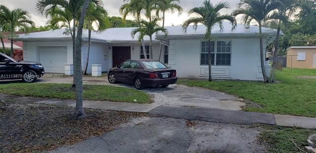245 NE 123rd St, North Miami, FL 33161 (MLS #A11113870) :: Equity Advisor Team