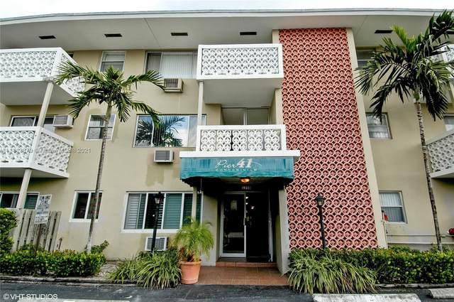 3220 Bayview Dr #201, Fort Lauderdale, FL 33306 (MLS #A11113879) :: Lana Caron Group