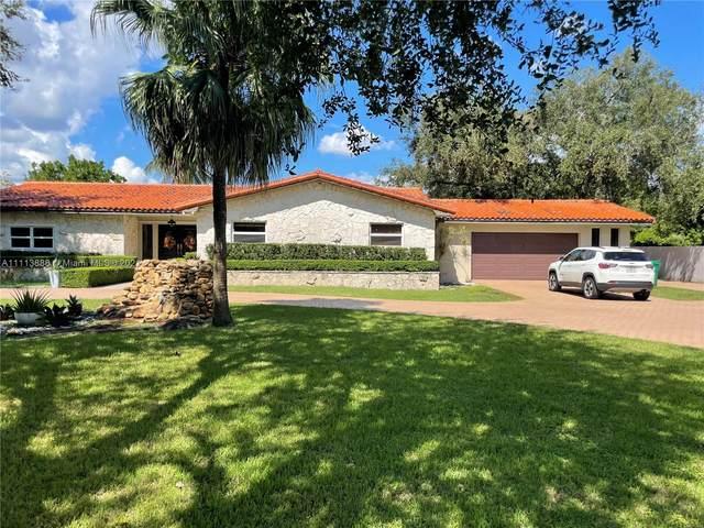 9961 SW 66th St, Miami, FL 33173 (MLS #A11113888) :: Green Realty Properties