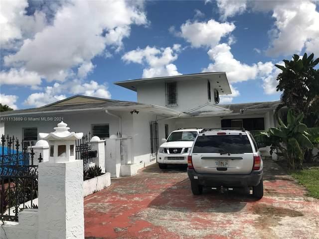 13141 NW 26th Ct, Miami, FL 33167 (MLS #A11113889) :: Lana Caron Group