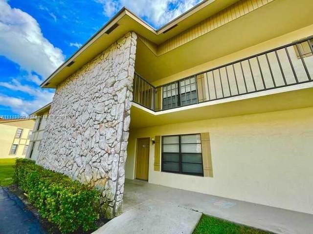 5954 Longbow Lane #20, West Palm Beach, FL 33415 (MLS #A11113900) :: Prestige Realty Group