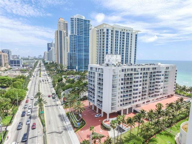 17275 Collins Ave #605, Sunny Isles Beach, FL 33160 (MLS #A11113918) :: Jose Laya