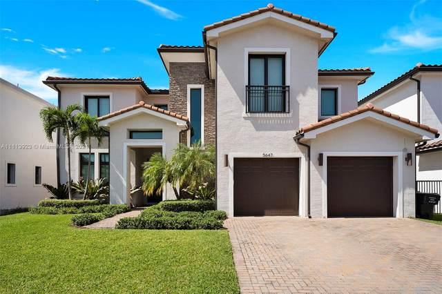 5647 Brookfield Cir, Hollywood, FL 33312 (MLS #A11113923) :: Prestige Realty Group