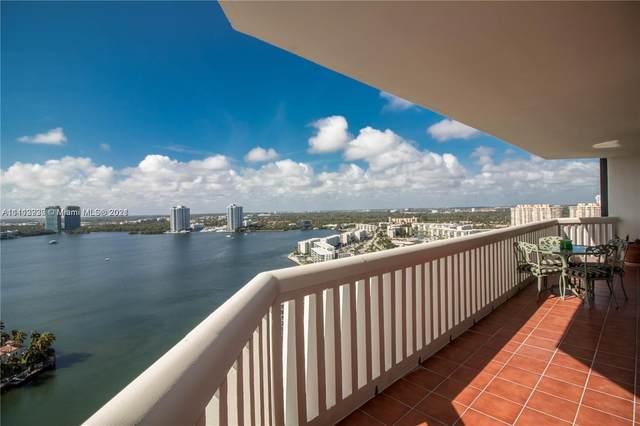 1000 W Island Blvd #2312, Aventura, FL 33160 (MLS #A11113930) :: GK Realty Group LLC