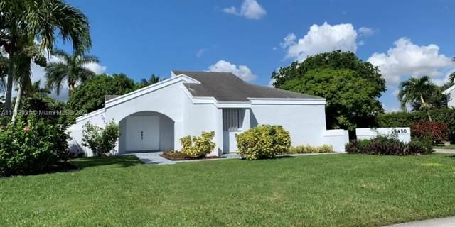 15450 SW 155th Ave, Miami, FL 33187 (MLS #A11113931) :: Rivas Vargas Group
