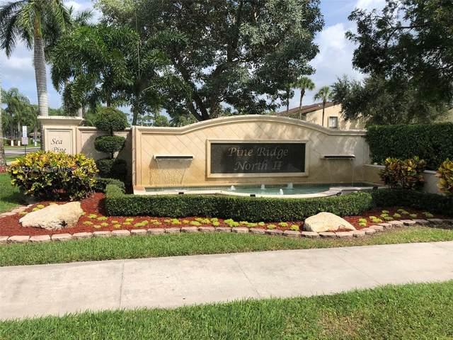618 Sea Pine Way A1, Green Acres, FL 33415 (MLS #A11113937) :: Prestige Realty Group