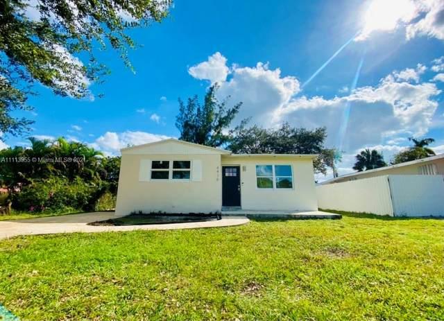 4416 SW 52nd St, Dania Beach, FL 33314 (MLS #A11113955) :: GK Realty Group LLC